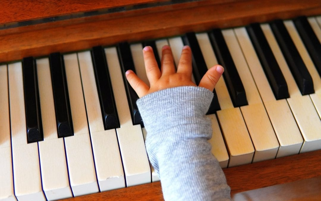 Mathematics and Pianos